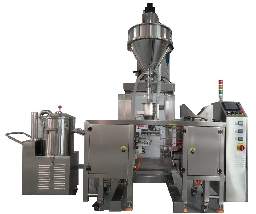 Doypack horizontal packaging machines